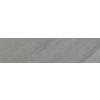 FLOORS 2000 Galaxy Grigio Grey Glazed Porcelain Indoor/Outdoor Bullnose Tile (Common: 3-in x 12-in; Actual: 3-in x 12-in)