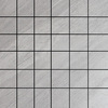 FLOORS 2000 Galaxy Silver Glazed Porcelain Mosaic Square Indoor/Outdoor Floor Tile (Common: 12-in x 12-in; Actual: 11.75-in x 11.75-in)