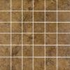 FLOORS 2000 Corfinio Sangria Glazed Porcelain Mosaic Square Indoor/Outdoor Floor Tile (Common: 12-in x 12-in; Actual: 11.75-in x 11.75-in)