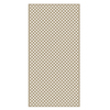 Barrette 0.2-in x 4-ft x 8-ft Wicker Privacy Vinyl Lattice