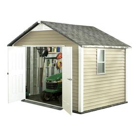 Fernando storage shed plans lowes for Garden sheds lowes