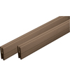 Barrette 0.125-in x 48-in x 0.74-ft Wood Tone Lattice Divider