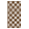 Barrette 1/8-in x 4-ft x 8-ft Redwood Tone Privacy Vinyl Lattice