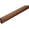 Barrette 0.75-in x 1.88-in x 4-ft Redwood Tone Lattice Divider