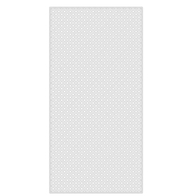 White Vinyl Privacy Lattice (Common: 1/4-in x 48-in x 8-ft; Actual: 0.19-in x 47.53-in x 7.92-ft)