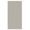 Barrette 1/4-in x 4-ft x 8-ft Clay Privacy Vinyl Lattice