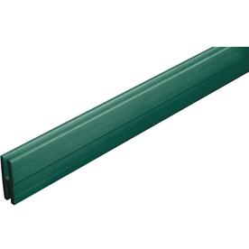 Barrette 1/8-in x 2-1/8-in x 8-ft Green Lattice Divider