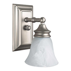 Innovative Shop 4Light Ashton Bright Satin Nickel Bathroom Vanity Light At Lowes