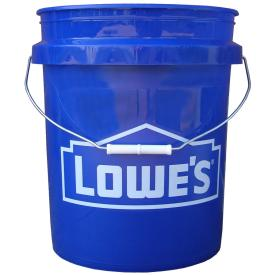 Encore Plastics 5-Gallon Plastic General Bucket
