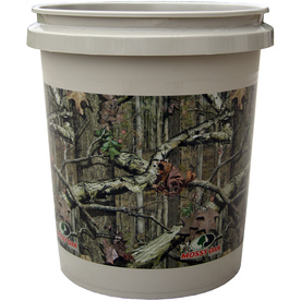 Mossy Oak Outdoorsman 5-Gallon Plastic Bucket
