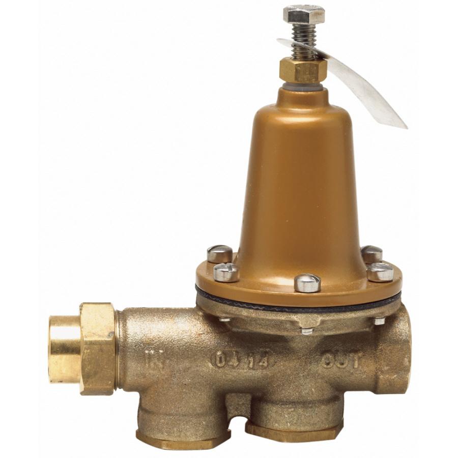 shop watts 1 in bronze female in line pressure reducing valve at. Black Bedroom Furniture Sets. Home Design Ideas
