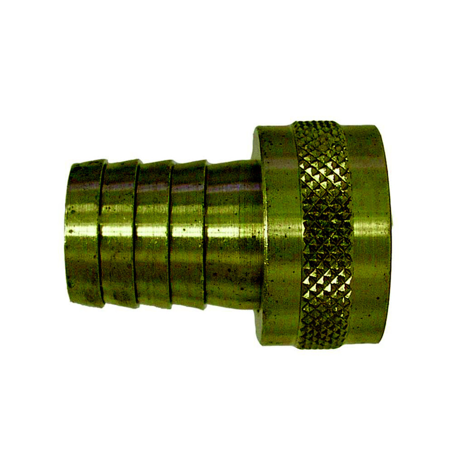 Watts 3/4 in x 3/4 in Barbed Barb x Garden Hose Adapter Fitting