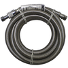 Watts 10-ft 125 PSI Braided Stainless Steel Ice Maker Connector