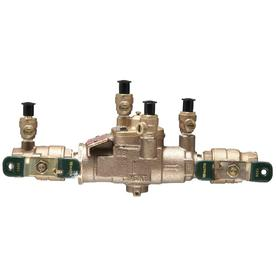 Watts 3/4-in Bronze Female In-Line Backflow Preventer Valve
