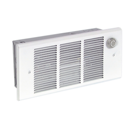 Fahrenheat 1,500-Watt 120-Volt Forced Air Heater (16.875-in L x 7.75-in H Grille)