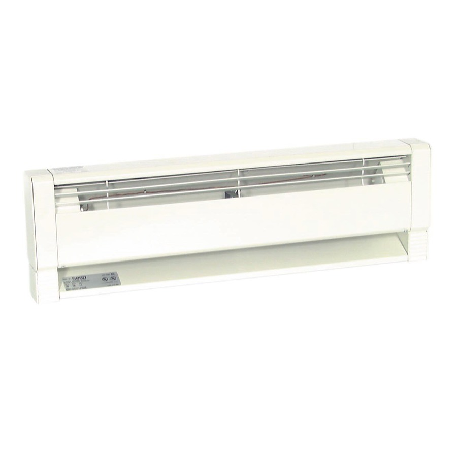 in 240-Volts 750-Watt Hydronic Electric Baseboard Heater at Lowes.com