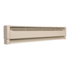 Fahrenheat 46-in 240-Volts 1000-Watt Hydronic Electric Baseboard Heater