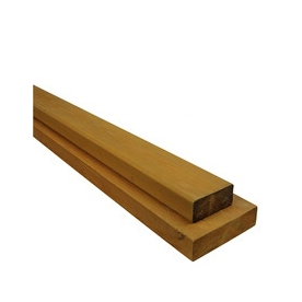 Top Choice 2 x 4 x 12 Premium Treated Decking