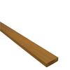 Top Choice Premium Alkaline Copper Quat Treated Decking (Common: 5/4-in x 4-in x 8-ft; Actual: 1-in x 3.5-in x 96-in)