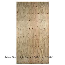 Severe Weather 3/4-in Common Douglas/Fir Plywood Sheathing