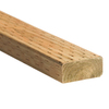 Top Choice Pressure Treated Hemlock Fir Lumber (Common: 2-in x 4-in x 10-ft; Actual: 1.5-in x 3.5-in x 10-ft)
