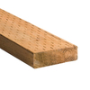 Top Choice Pressure Treated Hemlock Fir Lumber (Common: 2-in x 6-in x 20-ft; Actual: 1.5-in x 5.5-in x 20-ft)