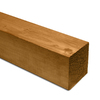 Severe Weather Brown Pressure Treated Hemlock-Fir Deck Post (Common: 4-in x 4-in x 8-ft; Actual: 3.5625-in x 3.5625-in x 8-ft)
