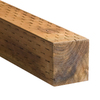 Severe Weather Pressure Treated Hemlock Fir Lumber (Common: 4-in x 4-in x 12-ft; Actual: 3.5625-in x 3.5625-in x 12-ft)