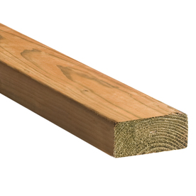 Top Choice Brown Pressure Treated Hemlock Fir Deck Board (Common: 2-in x 4-in; Actual: 1.5-in x 3.5-in x 12-ft)