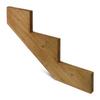 Top Choice 3-Step Pressure Treated Hemlock-Fir Deck Stair Stringer