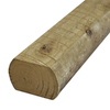 Severe Weather Pressure Treated Landscape Timber (Actual: 2.8-in x 3.25-in x 8-ft)