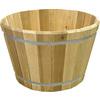 23.75-in x 15.75-in Natural Cedar Wood Natural Planter