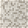12-in x 12-in Mosaic Natural Travertine Floor Tile