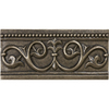 Anatolia Tile Bronze Metal Tile Liner (Common: 3-in x 6-in; Actual: 2.71-in x 5.9-in)