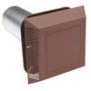 Durabuilt 8-in L Sedona Red/Pebble Plastic Soffit Vent