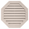 "Durabuilt 22"" Octagonal Gable Vent Heather"