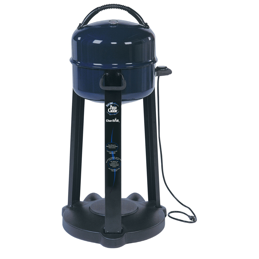 Lowe S Electric Grills Outdoor ~ Shop char broil watt blue electric grill at lowes