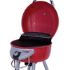 Char-Broil Patio Bistro 1,750-Watt Red Electric Grill