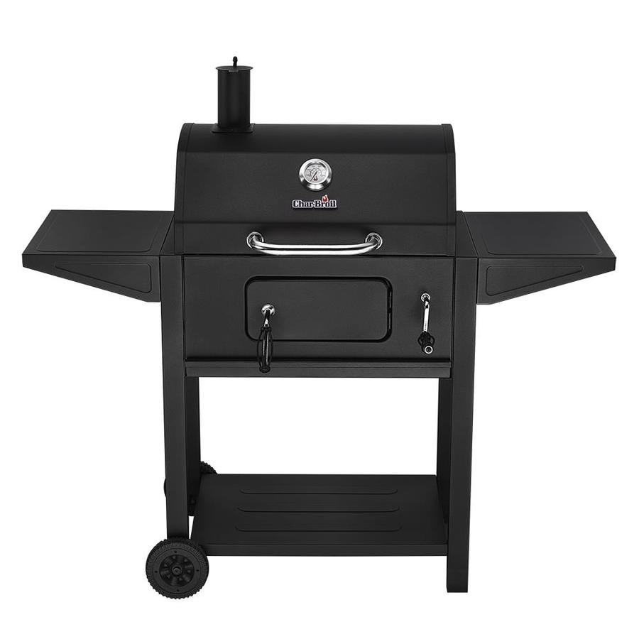 Shop Char-Broil 24.02-in Charcoal Grill at Lowes.com