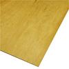 Lauan Plywood (Actual: 0.2047-in)