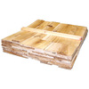 Eastern White Cedar Untreated Wood Siding Shingles
