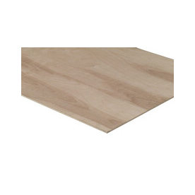 3/4 x 2 x 4 Birch Plywood