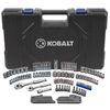 Kobalt 129-Piece Standard (SAE) and Metric Combination Mechanic's Tool Set