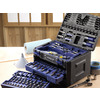 Kobalt 227-Piece Standard/Metric Mechanic's Tool Set with Case