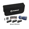 Kobalt 28-Piece Standard/Metric Mechanics Tool Set with Case