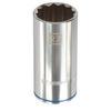 Kobalt 1/2-in Drive 27mm 12-Point Metric Socket