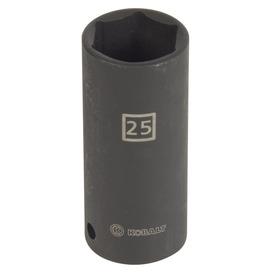 Kobalt 1/2-in Drive 25mm Deep 6-Point Metric Impact Socket