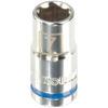 Kobalt 1/4-in Drive 7mm 6-Point Metric Socket
