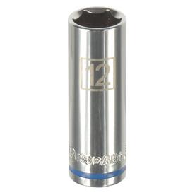 Kobalt 1/4-in Drive 12mm 6-Point Metric Socket