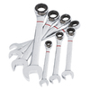 Kobalt 7-Piece Ratcheting Wrench Set